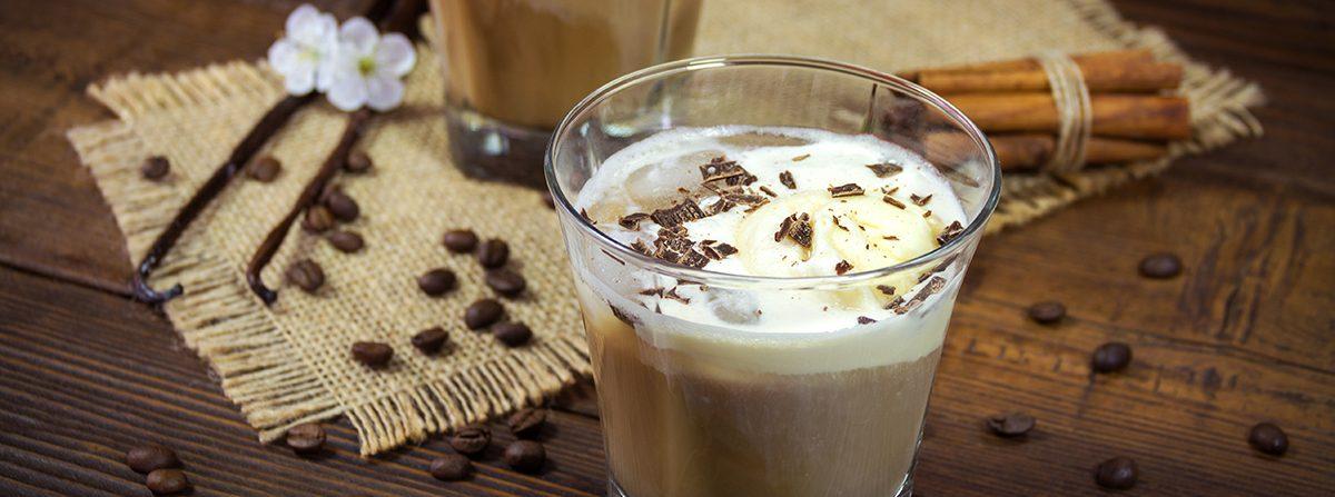 Cappuccino alla vaniglia