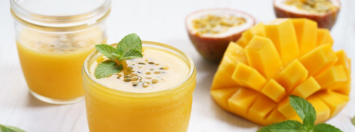 Succo di mango, litchi, lime e tonica